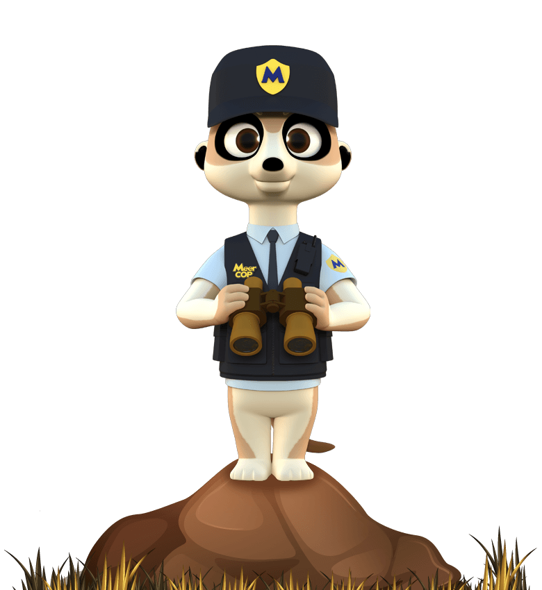 Meercop Character